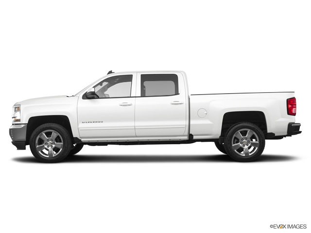 New 2017 Chevrolet Silverado 1500 LT Truck Crew Cab near Boston