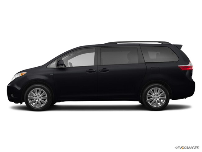 New 2017 Toyota Sienna LE 8 Passenger Van for sale in the Brunswick, OH