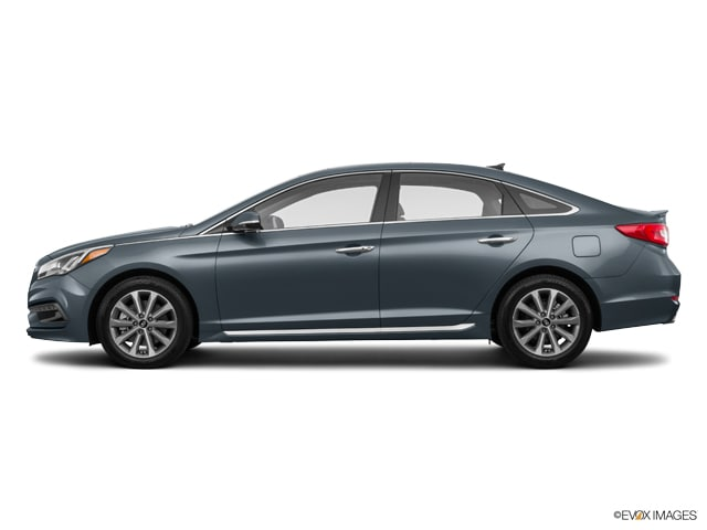 New 2017 Hyundai Sonata Limited Sedan Atlanta Area