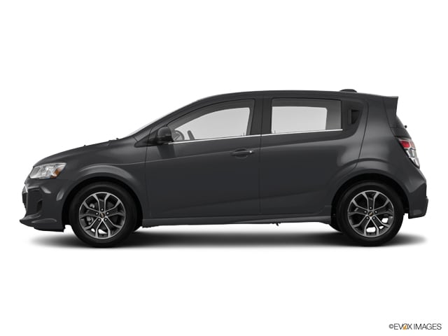 New 2017 Chevrolet Sonic LT Auto w/1SD Hatchback For Sale/Lease Irving, Texas