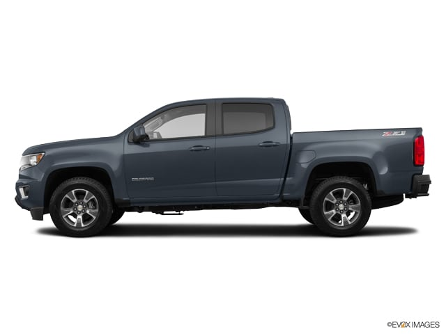 2017 Chevrolet Colorado Z71 Truck Crew Cab For Sale in lake Bluff, IL