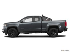 2017 Chevrolet Colorado Z71 Truck Extended Cab