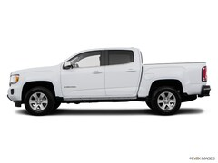 2017 GMC Canyon SLE Truck Extended Cab
