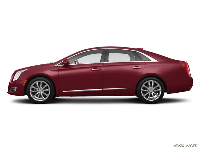 2017 CADILLAC XTS Luxury Sedan