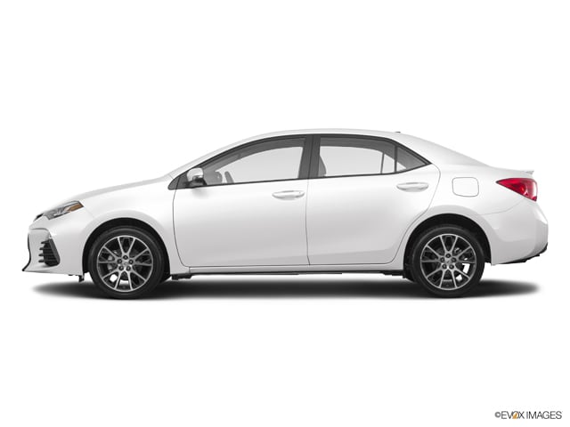 New 2017 Toyota Corolla S Premium Sedan near Minneapolis & St. Paul MN
