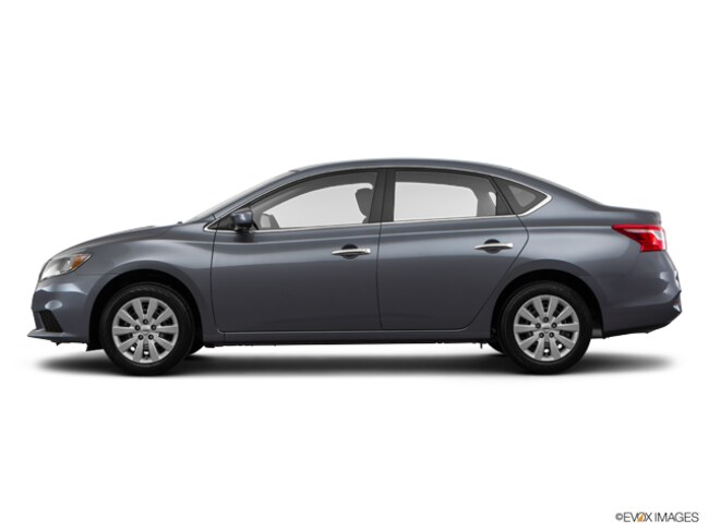 New 2017 Nissan Sentra S (CVT) Sedan for sale in Waldorf, MD