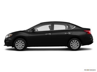 new 2017 Nissan Sentra S (CVT) Sedan in Lafayette