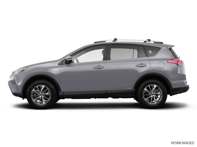 New 2017 Toyota RAV4 XLE SUV in San Francisco