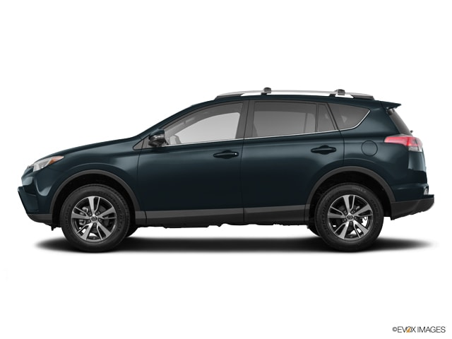 New 2017 Toyota RAV4 XLE (A6) SUV Serving Los Angeles