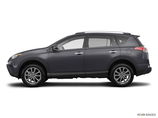 New 2017 Toyota RAV4 Limited SUV Winston Salem, North Carolina