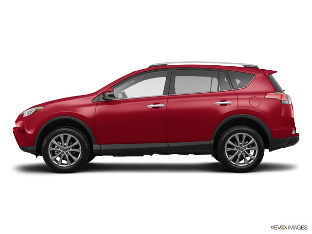 New 2017 Toyota RAV4 Limited (A6) SUV Serving Los Angeles