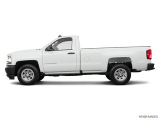 New 2017 Chevrolet Silverado 1500 Truck Regular Cab HZ338016 Danvers, MA
