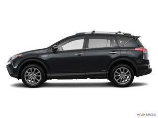 New 2017 Toyota RAV4 Hybrid Limited SUV