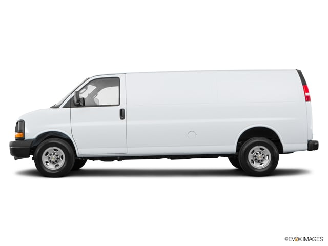 New 2017 Chevrolet Express 2500 Work Van Van Extended Cargo Van in Kennesaw