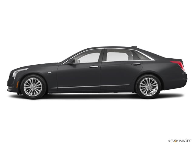 2017 CADILLAC CT6 3.6L Base Sedan