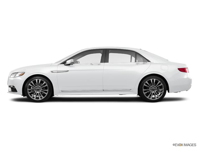 2017 Lincoln Continental Reserve AWD Car
