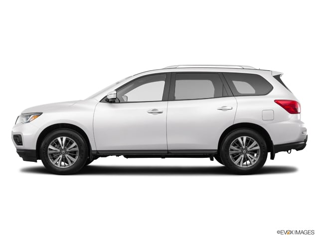 New 2017 Nissan Pathfinder, $24020