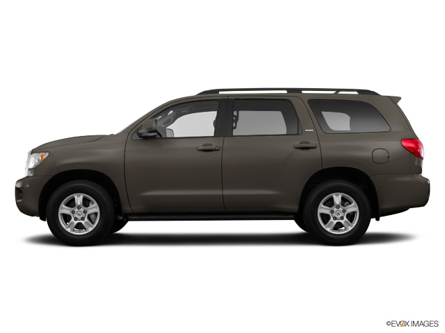 New 2017 Toyota Sequoia SR5 SUV for sale in Dublin, CA