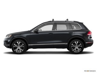 New 2017 Volkswagen Touareg V6 Wolfsburg Edition (A8) SUV WVGRF7BP9HD005240 for sale Long Island NY
