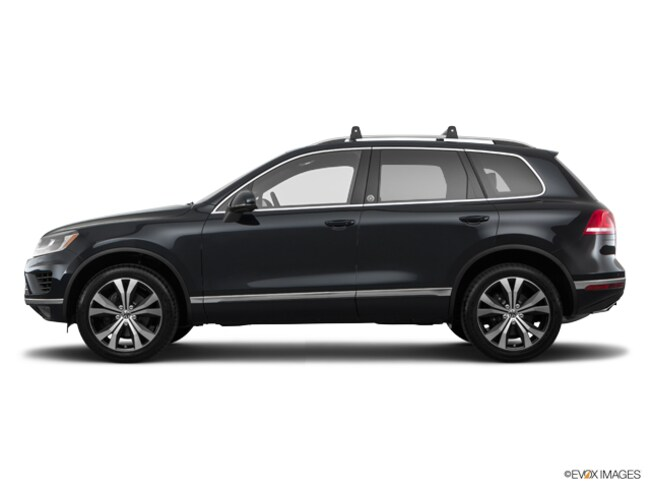 New 2017 Volkswagen Touareg V6 Wolfsburg Edition (A8) SUV for sale Long Island NY
