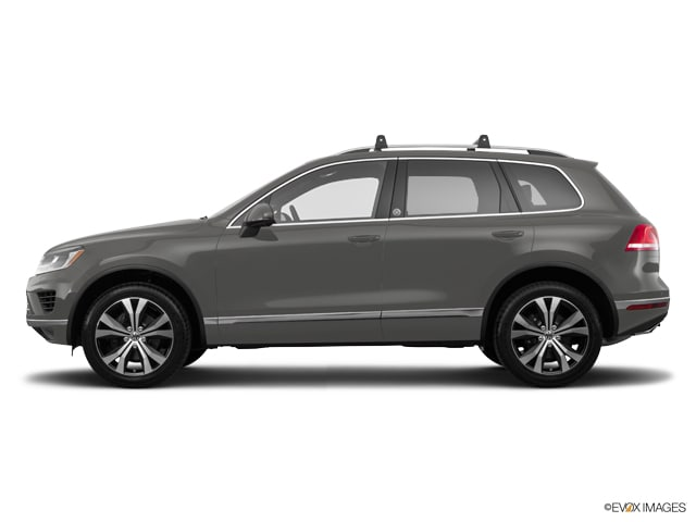 New 2017 Volkswagen Touareg V6 Wolfsburg Edition (A8) SUV in Rochester, NY