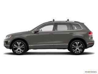 New 2017 Volkswagen Touareg V6 Wolfsburg Edition (A8) SUV WVGRF7BP2HD003037 for sale Long Island NY