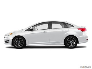 New 2017 Ford Focus SE Sedan 13268 near Boston, MA