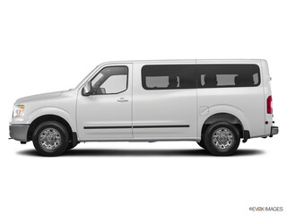 New 2017 Nissan NV Passenger NV3500 HD SL V8 Van Passenger Van for sale in Modesto, CA at Central Valley Nissan