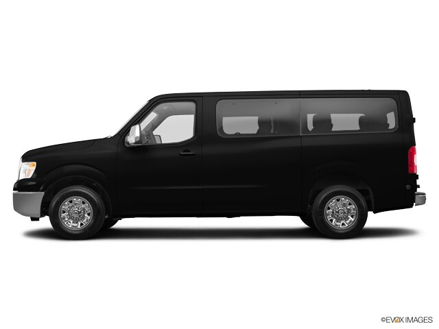2017 Nissan NV Passenger NV3500 HD SV V6 Van Passenger Van For Sale in Swazey, NH