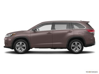 New 2017 Toyota Highlander Limited V6 SUV in Shreveport near Texarkana