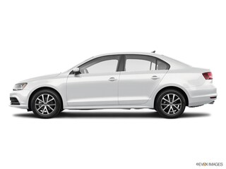 New 2017 Volkswagen Jetta 1.4T SE Sedan for sale in Lebanon, NH at Miller Volkswagen