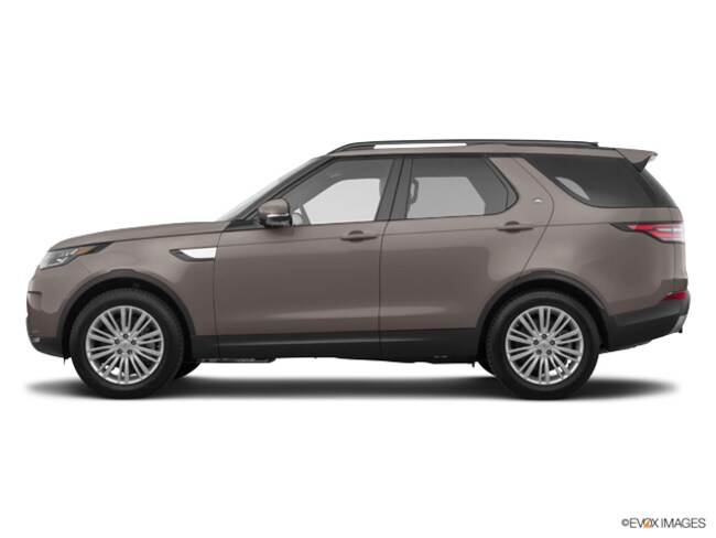 2017 Land Rover Discovery HSE V6 SUV