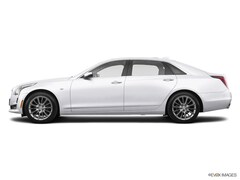 2018 CADILLAC CT6 Sedan 3.6L Luxury AWD Sedan