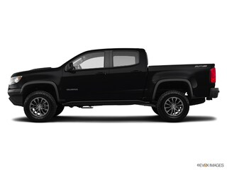 2017 Chevrolet Colorado ZR2 Truck Crew Cab