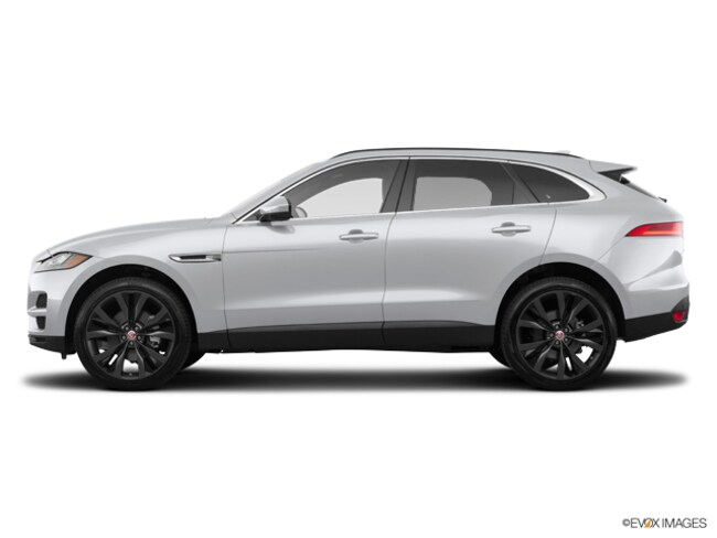 New 2018 Jaguar F-PACE AWD 35t Prestige SUV in Exeter, NH