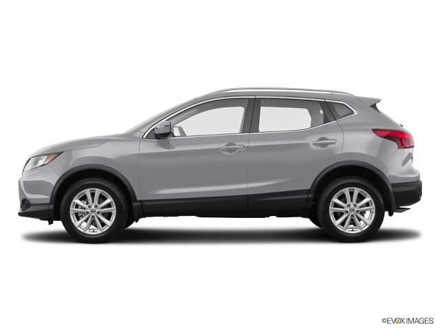 New 2017 Nissan Rogue Sport SV SUV in Irving, TX