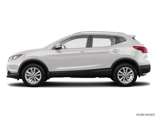 new 2017 Nissan Rogue Sport SV SUV in Lafayette