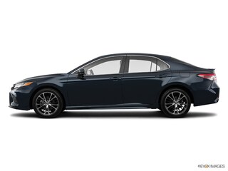 New 2018 Toyota Camry SE Sedan for sale in Southfield, MI at Page Toyota