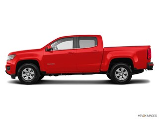 New 2018 Chevrolet Colorado 4WD Work Truck Truck Crew Cab