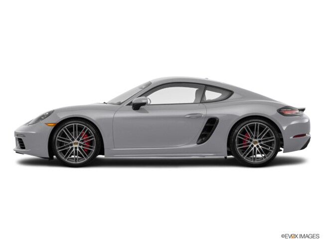 NEW 2018 Porsche 718 Cayman S Coupe in Los Angeles