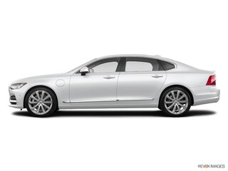 New 2018 Volvo S90 Hybrid T8 Inscription Sedan for sale in The Woodlands, TX at Volvo Cars of The Woodlands
