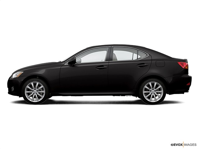 2007 LEXUS IS 250 Base AWD  Sedan (2.5L V6 6A)