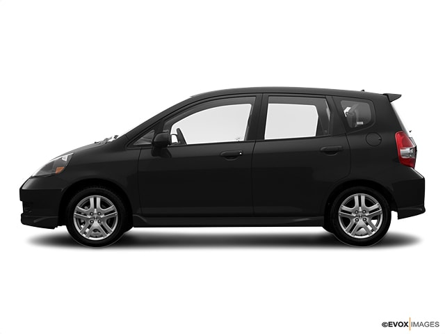 2007 Honda Fit 5dr HB AT Sport Car