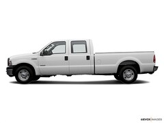 2007 Ford F-250 Truck Crew Cab