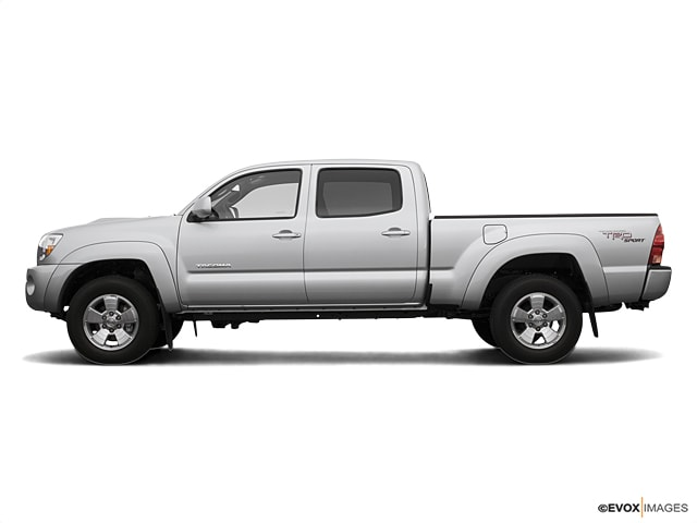 2007 Toyota Tacoma SR5 Double Cab Truck