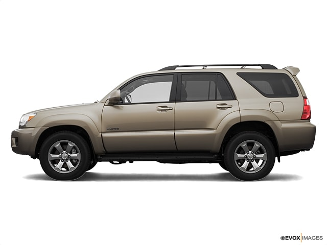 2007 toyota 4runner v 6 4x4 limited for sale cargurus. Black Bedroom Furniture Sets. Home Design Ideas