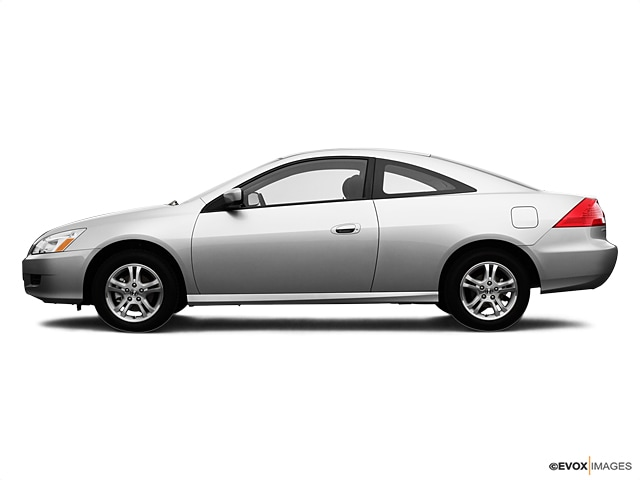 2007 Honda Accord 2.4 EX Coupe