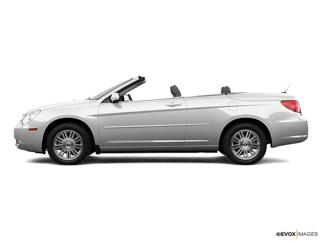 Used 2008 Chrysler Sebring Touring Convertible Springfield OH