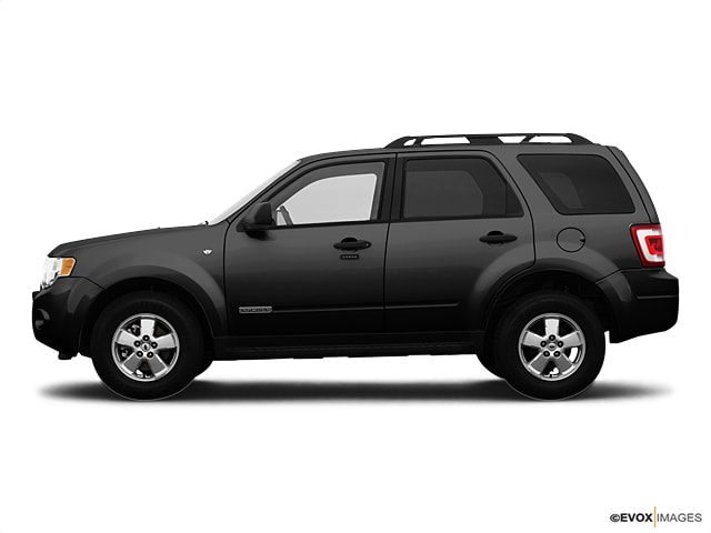 pre-owned 2008 Ford Escape XLT 3.0L SUV 1FMCU03158KB93134 for sale in Toledo