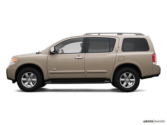 Used 2008 Nissan Armada For Sale Murray Ut 5n1aa08c18n607339